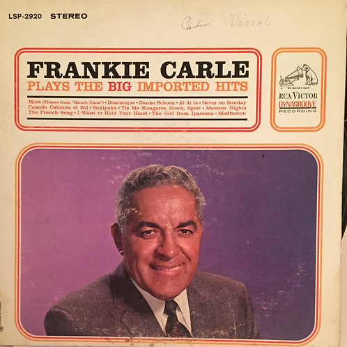 Frankie Carle – Frankie Carle Plays The Big Imported Hits