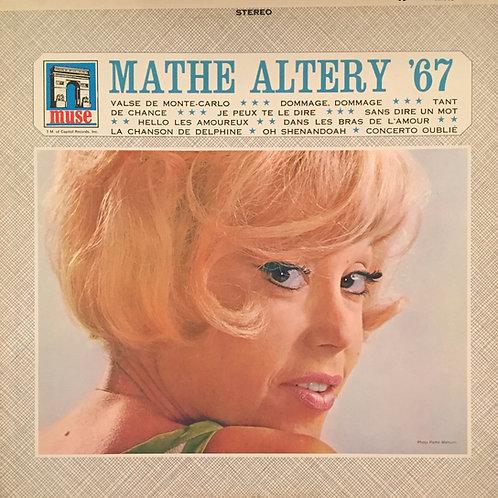 Mathé Altéry – 67