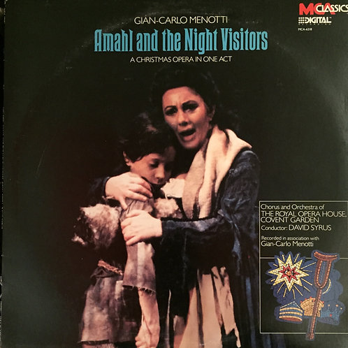 Menotti, Royal Opera House, Covent Garden, Syrus – Amahl And The Night Visitors