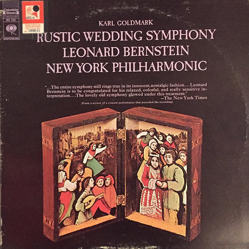 Karl Goldmark, Bernstein, New York Philharmonic – Rustic Wedding Symphony