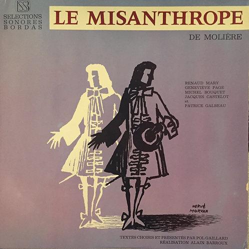 Molière, Mary, Page,Bouquet, Castelot Et Galbeau – Le Misanthrope