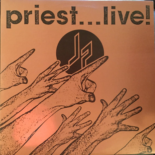 Judas Priest ‎– Priest... Live!