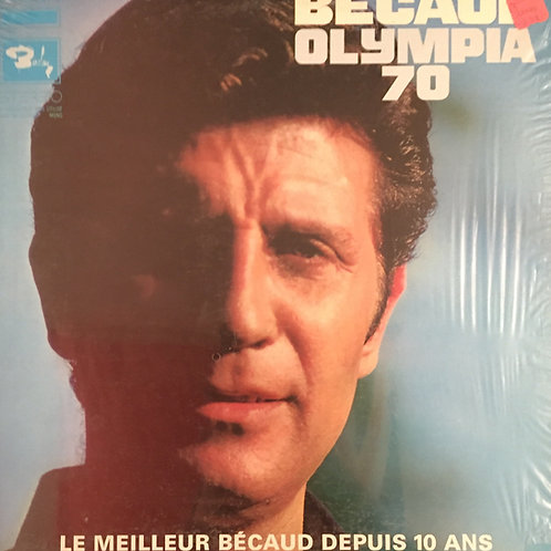 Gilbert Bécaud – Gilbert Bécaud Olympia 70