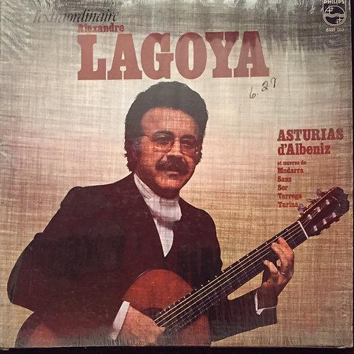 Alexandre Lagoya – L'Extraordinaire Alexandre Lagoya