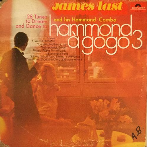 James Last And His Hammond-Combo – Hammond À GoGo 3