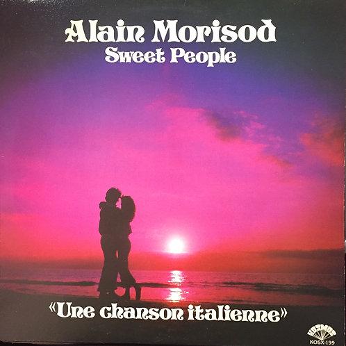 Alain Morisod Et Sweet People – Une Chanson Italienne
