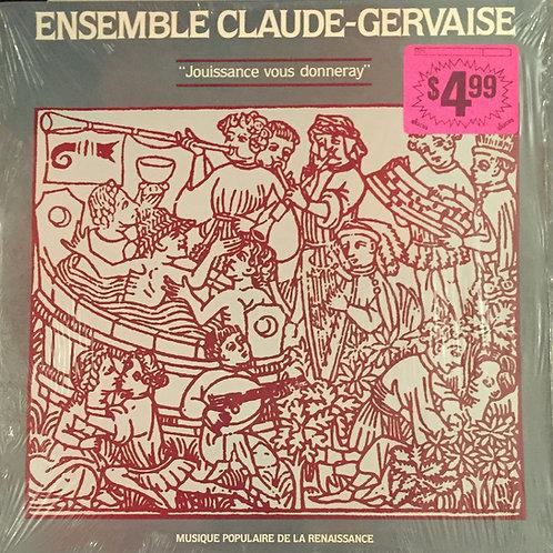 Ensemble Claude-Gervaise – Jouissance Vous Donneray