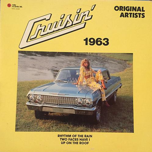 Compilation – Cruisin' 1963
