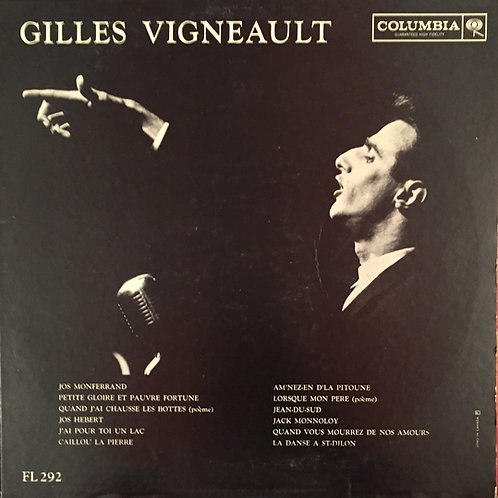 Gilles Vigneault – Gilles Vigneault
