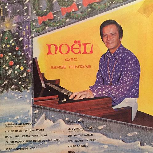 Serge Fontane – Noël Avec Serge Fontane