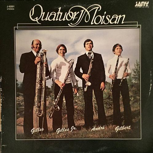Quatuor Moisan – Quatuor Moisan