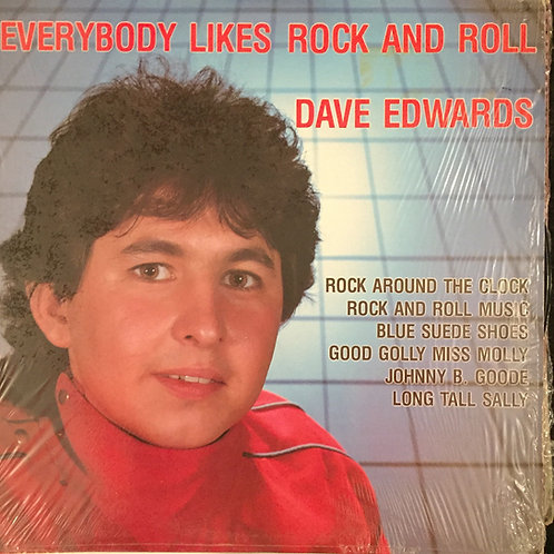 Dave Edwards ‎– Everybody Likes Rock And Roll