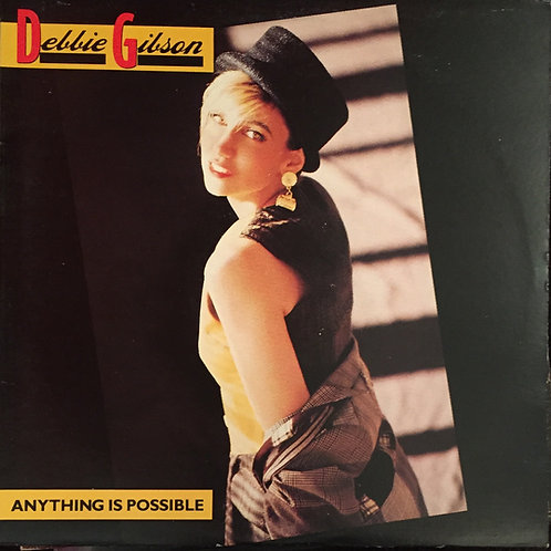 Debbie Gibson – Anything Is Possible