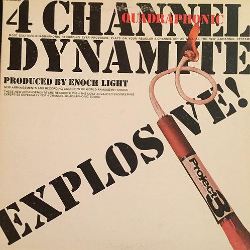 Enoch Light – 4 Channel (Quadraphonic) Dynamite