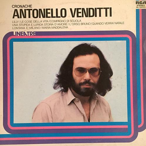 Antonello Venditti – Cronache