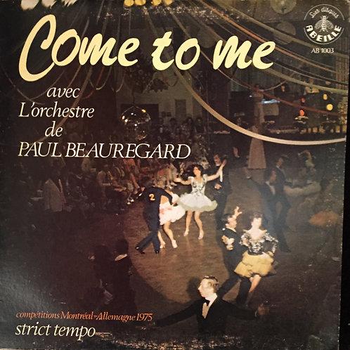 L'Orchestre De Paul Beauregard – Come To Me