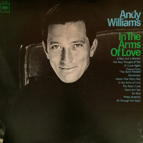 Andy Williams ‎– In The Arms Of Love