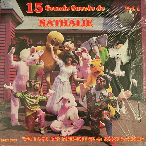 Nathalie Simard – 15 Grands Succès De Nathalie Vol. 1