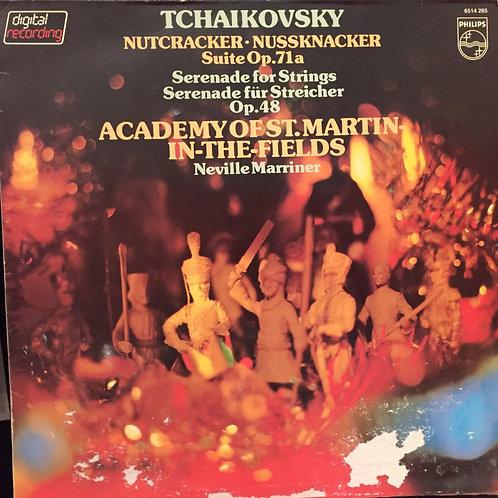 Pyotr Ilyich Tchaikovsky – Nutcracker Suite - Serenade for Strings