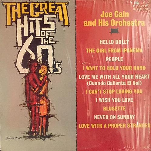 Orquesta Joe Cain – The Great Hits of The 60's