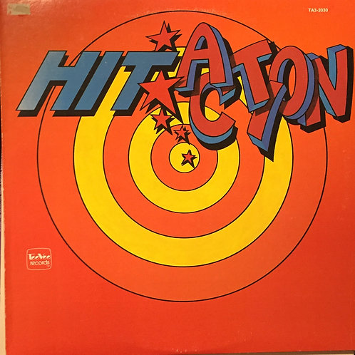 Compilation ‎– Hit Action