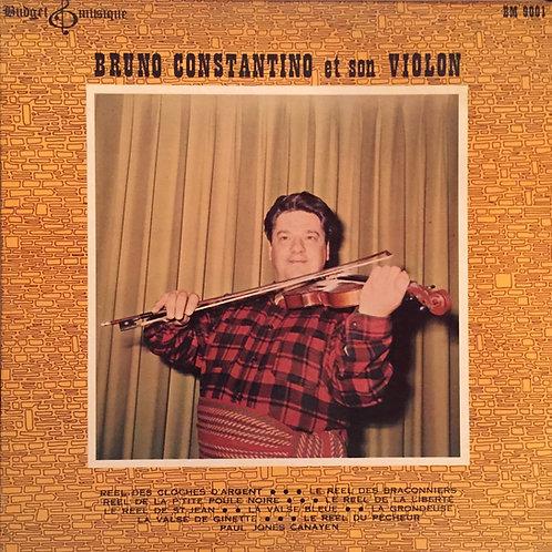 Bruno Constantino Et Son Violon