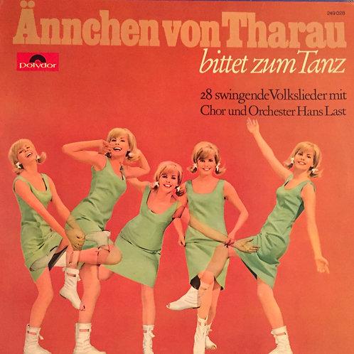 Chor Und Orchester Hans Last – Ännchen Von Tharau Bittet Zum Tanz