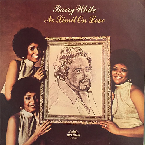 Barry White ‎– No Limit On Love