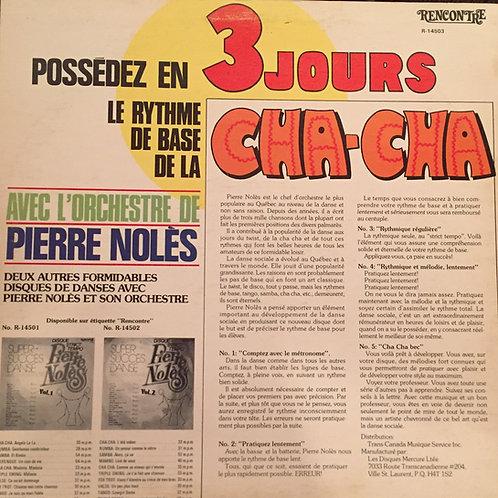 L'Orchestre De Pierre Nolès – Possédez En 3 Jours Le Rythme De Base De La Cha-