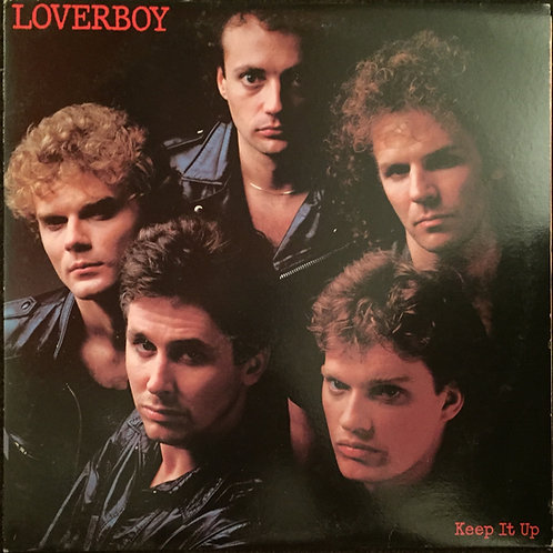 Loverboy ‎– Keep It Up