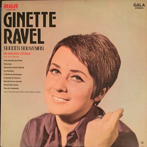 Ginette Ravel – Succès Souvenirs