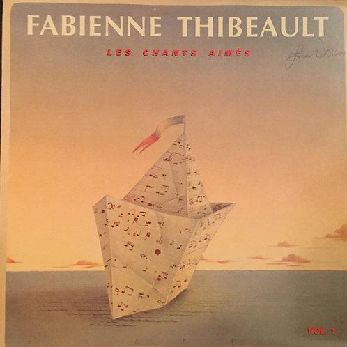 Fabienne Thibeault – Les Chants Aimés