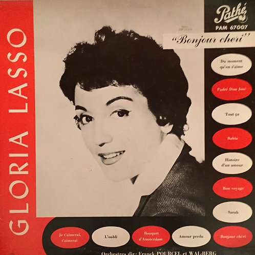 Gloria Lasso – Bonsoir Chéri