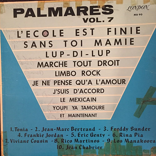 Compilation – Palmarès, Vol. 7