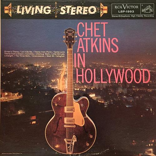 Chet Atkins – Chet Atkins In Hollywood