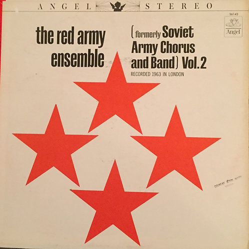 The Red Army Ensemble ‎– Red Army Ensemble Volume 2