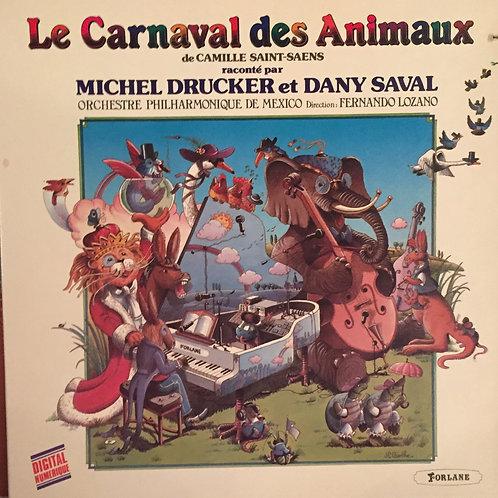 Drucker, Saval, OPhilharmonique de Mexico – Le Carnaval des animaux
