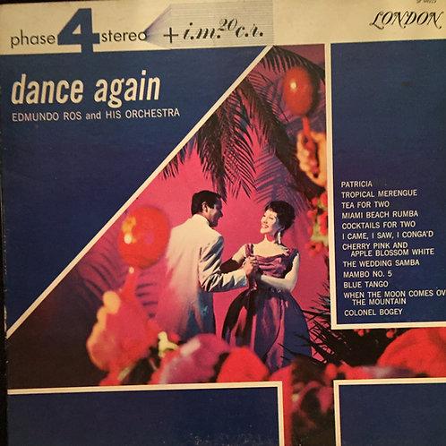 Edmundo Ros & His Orchestra – Dance Again