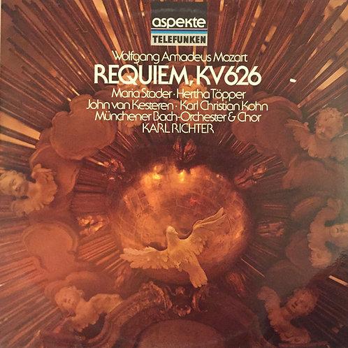 Mozart, Stader, Töpper, Kesteren, Kohn, ..., Karl Richter – Requiem KV626