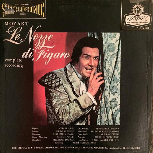 Mozart - Siepi, Güden, Danco, Della Casa, Corena,... Le Nozze di Figaro