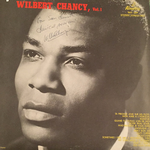 Wilbert Chancy ‎– Wilbert Chancy, Vol. 1