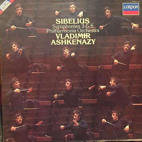 Philharmonia Orchestra – Sibelius - Symphonies N°3 Et N°6