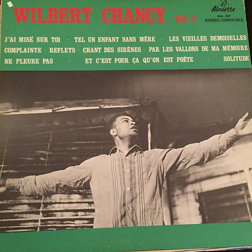 Wilbert Chancy ‎– Wilbert Chancy, Vol. 2