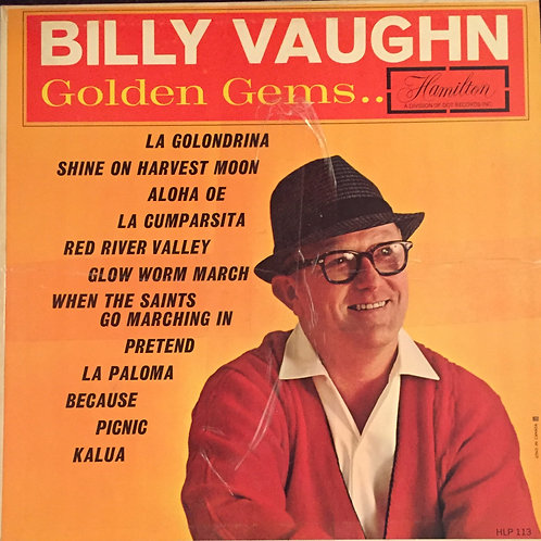 Billy Vaughn ‎– Golden Gems