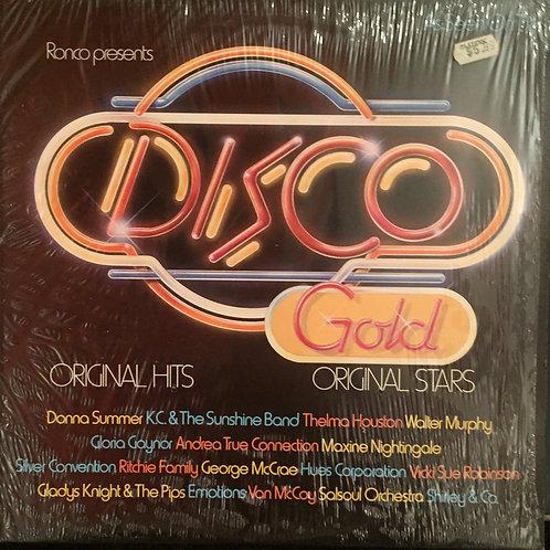 Ronco Presents Disco Gold