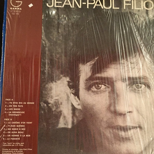 Jean-Paul Filion ‎– Jean-Paul Filion
