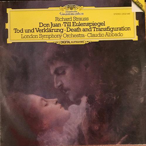 Strauss, The London SO, Abbado – Don Juan,Till Eulenspiegel,Tod Und Verklärung