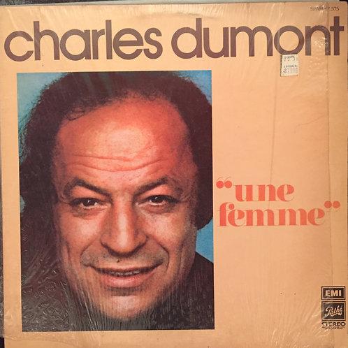 Charles Dumont – Une Femme
