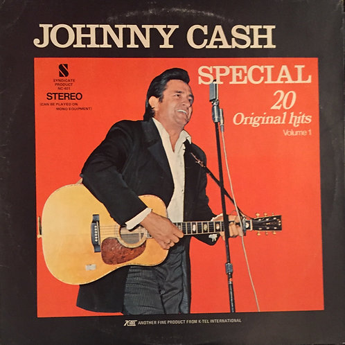 Johnny Cash – Special 20 Original Hits Volume 1