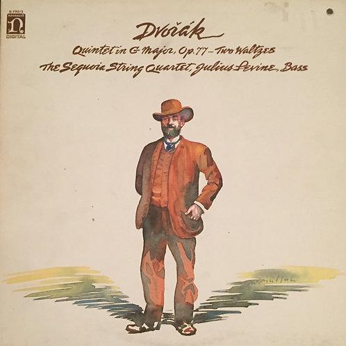 Dvořák, Sequoia String Quartet, Levine – Dvořák: Quintet Op. 77 - Two Waltzes